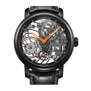 AEROWATCH RENAISSANCE SKELETON – 50931 NO08