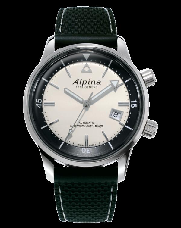 ALPINA SEASTRONG DIVER HERITAGE – AL-525S4H6