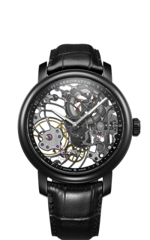 AEROWATCH RENAISSANCE SKELETON - 50931 NO01