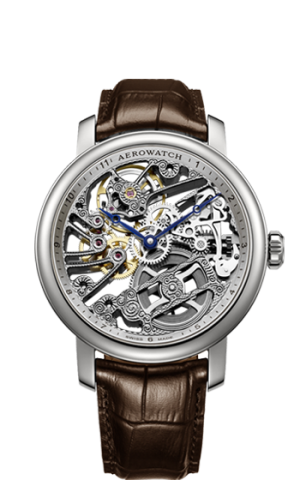 AEROWATCH RENAISSANCE SKELETON – 	50981 AA01