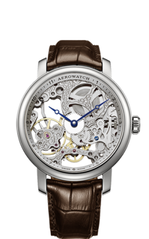 AEROWATCH RENAISSANCE SKELETON – 57931 AA01