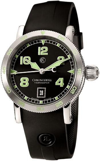 CHRONOSWISS TIMEMASTER - CH-2853.1BK