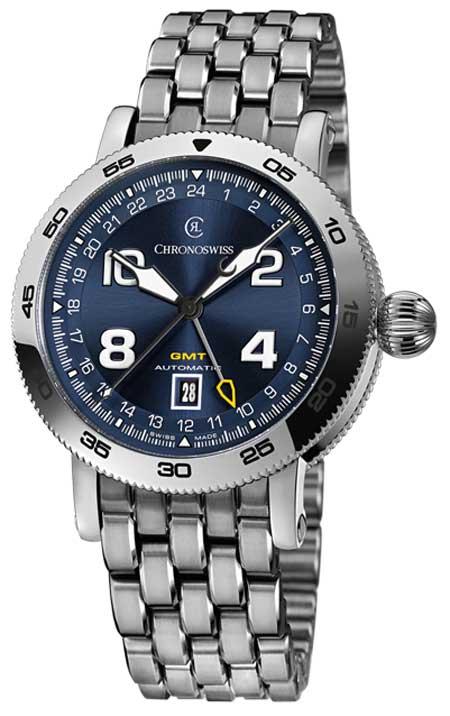 CHRONOSWISS TIMEMASTER GMT - CH-2563/SO-2