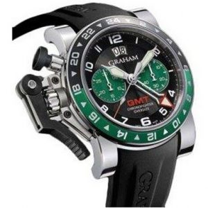 GRAHAM CHRONOFIGHTER OVERSIZE GMT – 2OVGS.B12A