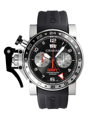 GRAHAM CHRONOFIGHTER OVERSIZE GMT – 2OVGS.B039A