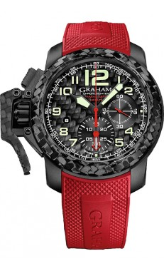 GRAHAM CHRONOFIGHTER OVERSIZE SUPERLIGHT CARBON – 2CCBK.B11A.K95K