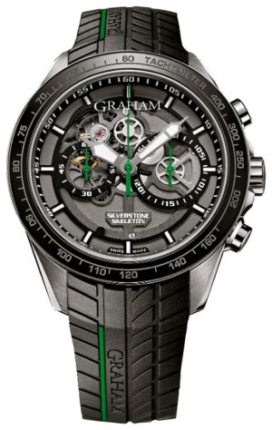 GRAHAM SILVERSTONE SKELETON RS – 2STAC2.B01A.K90F