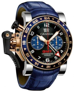 GRAHAM CHRONOFIGHTER OVERSIZE GMT – 2OVGG.B26A.C89F
