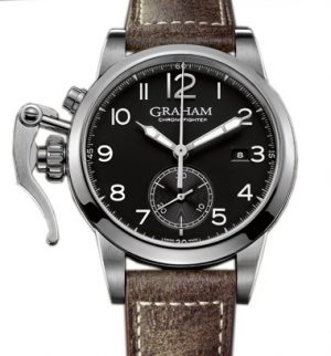 GRAHAM CHRONOFIGHTER 1695 - 2CXAS.B01A