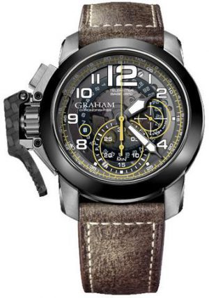 GRAHAM CHRONOFIGHTER OVERSIZE TARGET - 2CCAC.B016A.T34S