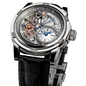 LOUIS MOINET 20-SECOND TEMPOGRAPH – LM-39-20.80