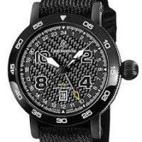 CHRONOSWISS TIMEMASTER GMT CARBON - CH-2535/T1-2