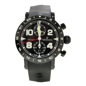 CHRONOSWISS TIMEMASTER GMT CHRONOGRAPH - CH-7555-1