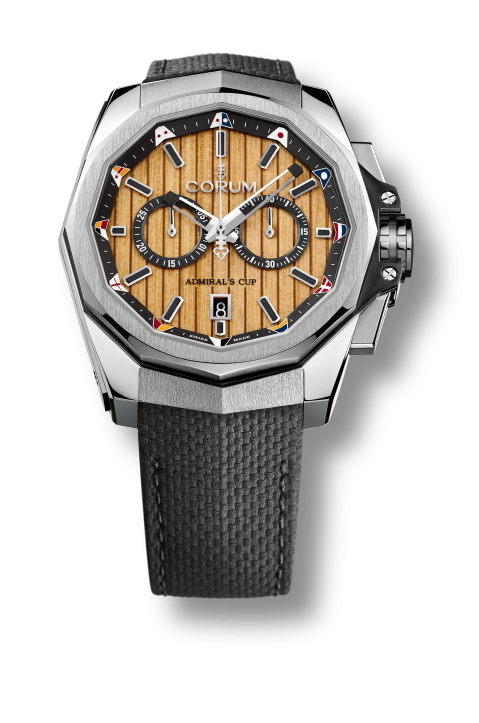 CORUM ADMIRAL'S CUP AC-ONE 45 CHRONOGRAPH - A116/02599