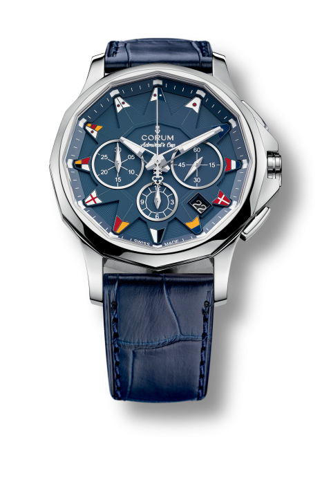 CORUM ADMIRAL'S CUP LEGEND 42 CHRONOGRAPH - A984/02987