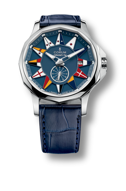 CORUM ADMIRAL'S CUP - LEGEND 42 AUTOMATIC WATCH - A395/02982