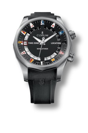 CORUM ADMIRAL'S CUP LEGEND 47 WORLDTIMER  – A637/02744