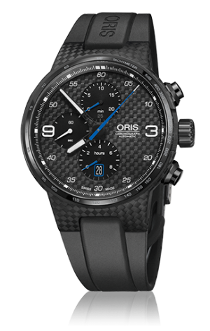 ORIS VALTTERI BOTTAS LIMITED EDITION - 01 674 7725 8484-Set 4 24 50BT