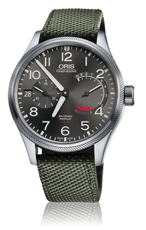 ORIS BIG CROWN PROPILOT CALIBRE 111 - 01 111 7711 4163-Set 5 22 14FC