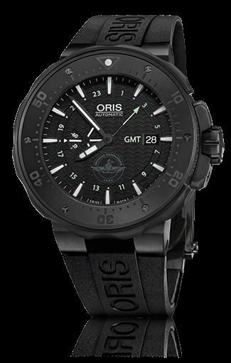 ORIS PRODIVER FORCE RECON GMT - 01 747 7715 7754-Set