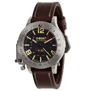 U-BOAT U-42 AUTOMATIC 50 MM GMT WATCH – 8095