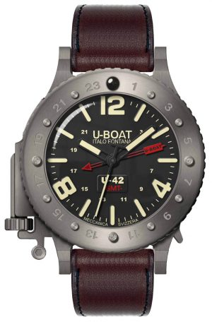 U-BOAT U-42 AUTOMATIC 50 MM GMT – 8095
