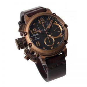 U-BOAT CHIMERA 43 MM CHRONOGRAPH BRONZE – 8014