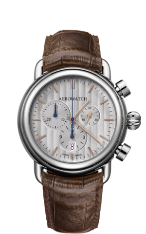 AEROWATCH 1942 CHRONO QUARTZ - 83939 AA 08