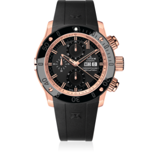 EDOX CO-1 AUTOMATIC CHRONOGRAPH – 01122-37R-NIR
