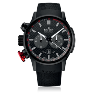 EDOX CHRONORALLY CHRONOGRAPH - 10302-37N-NIN
