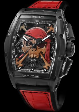 CVSTOS CHRONO II – INVADERS PIRATE