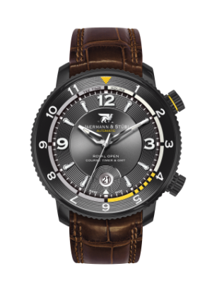 JAERMANN & STUBI ROYAL OPEN COURSE TIMER & GMT – RC3