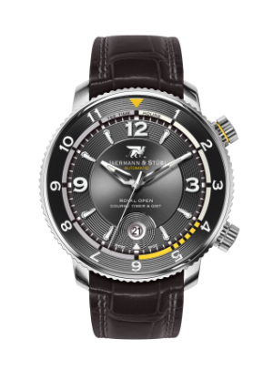 JAERMANN & STUBI ROYAL OPEN COURSE TIMER & GMT – RC2