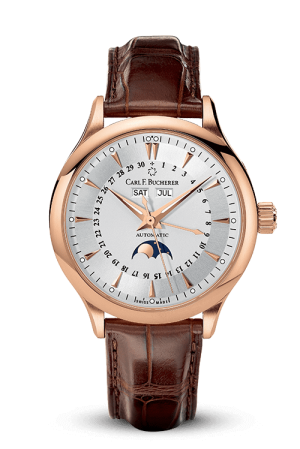 CARL F. BUCHERER MANERO MOONPHASE - 00.10909.03.13.01
