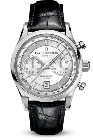 CARL F. BUCHERER MANERO FLYBACK - 00.10919.08.13.01