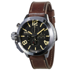 U-BOAT CLASSICO 50 TUNGSTEN CAS 1 MOVELOCK- 8077