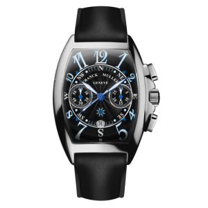 FRANCK MULLER MARINER – 8080 CC AT MAR blue
