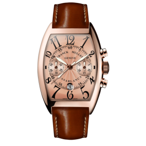 FRANCK MULLER CASABLANCA - 8880 C CC gold dial