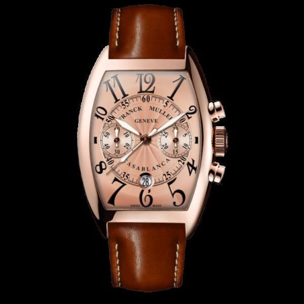 FRANCK MULLER CASABLANCA – 8880 C CC gold dial