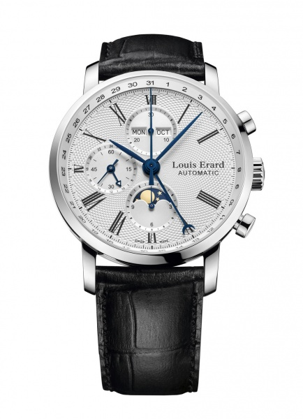 LOUIS ERARD EXCELLENCE CHRONOGRAPH DAY/DATE/MONTH – 80231AA21