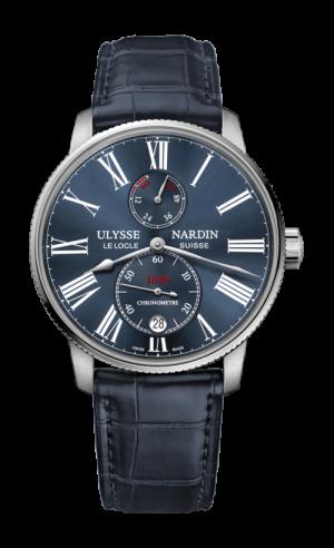 ULYSSE NARDIN MARINE TORPILLEUR CHRONOMETER - 1183-310/40