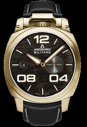 ANONIMO MILITARE CLASSIC BRONZE - AM-1020.04.001.A01