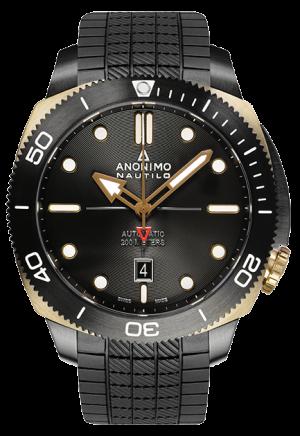 ANONIMO NAUTILO BRONZE - AM-1001.05.001.A11