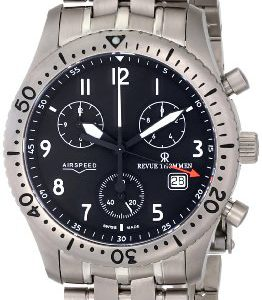 REVUE THOMMEN AIRSPEED CLASSIC - 16001.9197