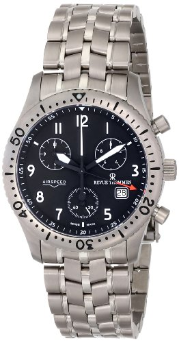 REVUE THOMMEN AIRSPEED CLASSIC – 16001.9197