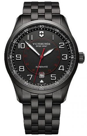 VICTORINOX SWISS ARMY AIRBOSS BLACK EDITION – 241740