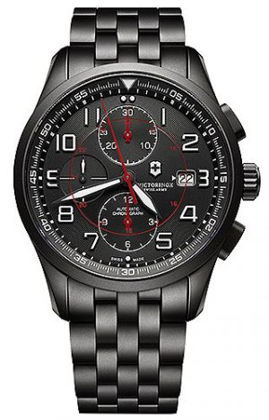 VICTORINOX SWISS ARMY AIRBOSS BLACK EDITION – 241741