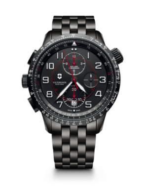 VICTORINOX SWISS ARMY MACH 9 BLACK EDITION - 241742