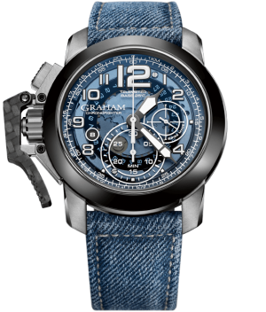 GRAHAM CHRONOFIGHTER TARGET - 2CCAC.U04A.T33S