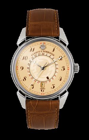 CUERVO Y SOBRINOS HISTORIADOR GMT – 3196.1C